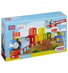 Mega blocks thomas tren 123