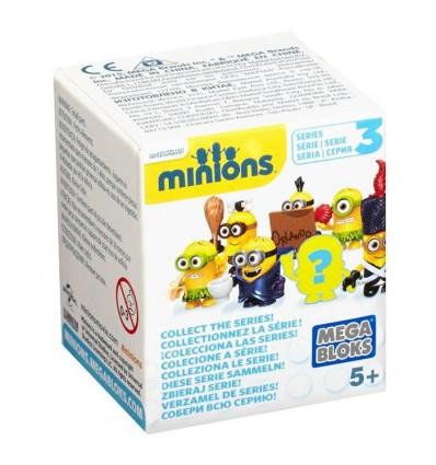 Minions mega blocks mini figuras (precio unidad)