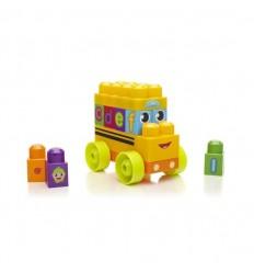 Mega blocks autobus a b c