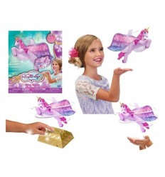 Unicornio magico volador
