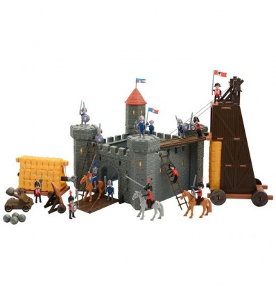 Set castillo 100 pzs