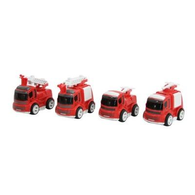 Vehículos bomberos 2 pzs (precio unidad)