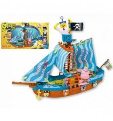 Bob esponja barco pirata
