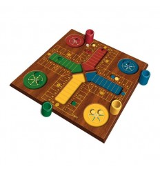 Parchis plus madera