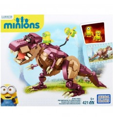 Minions dino crominion / mega blocks