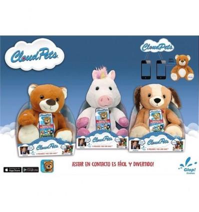 Cloud pets (oso o perro) precio unidad