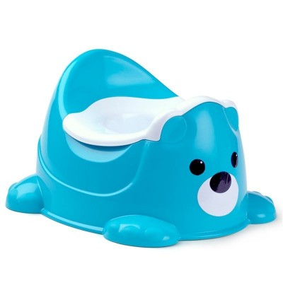 Bear potty azul