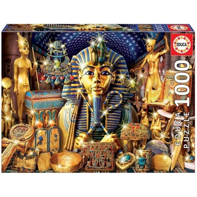 1000 tesoros de egipto