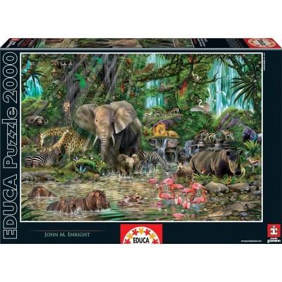 2000 jungla africana