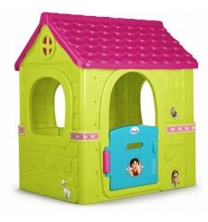 Fantasy house Heidi de Feber
