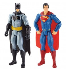 Pack batman vs superman 30 cm