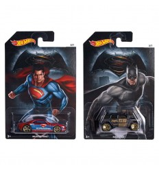 Hot wheels batman vs superman