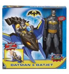 Figura y vehiculo batman