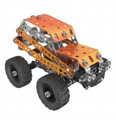 Meccano aventura 4x4 cayon crawler