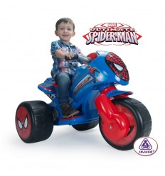 Trimoto waves the ultimate spiderman