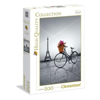 Puzzle 500 pzs paseo romantico en paris