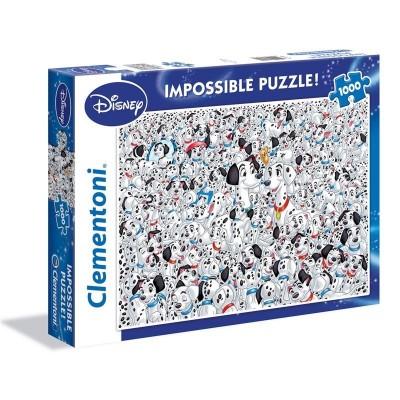 Puzzle 1000 101 dalmatas