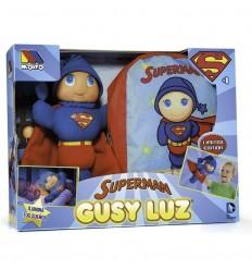 Gusy luz Superman y mochila