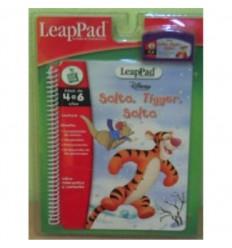Libro leap pad salta tiger
