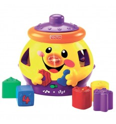 Galleta sorpresa fisher price (castellano)