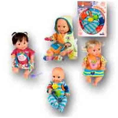 Oh! baby vestidos interactivos