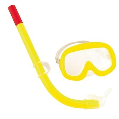 Set de máscara de buceo y snorkel sun 3-6 anys