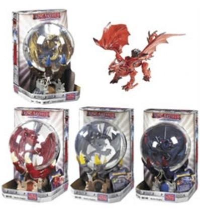 King artur dragones magicos