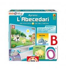 Aprenc l'abecedari català