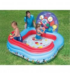 Piscina infantil piscinas para ni os - Hinchables de agua para piscinas ...