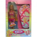 Pack barbie beach y chanclas