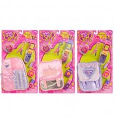 Bolsa con accesorios
