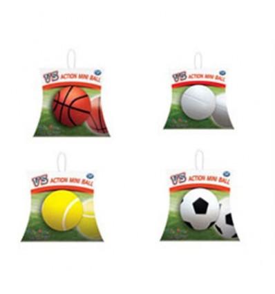 Mini bolas unidad(voleibol, tenis, fútbol, básket