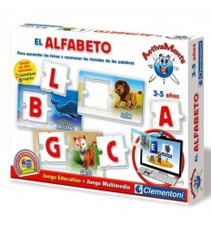 Aprende el alfabeto(castellano ingles)