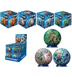 60 puzzleball bakugan