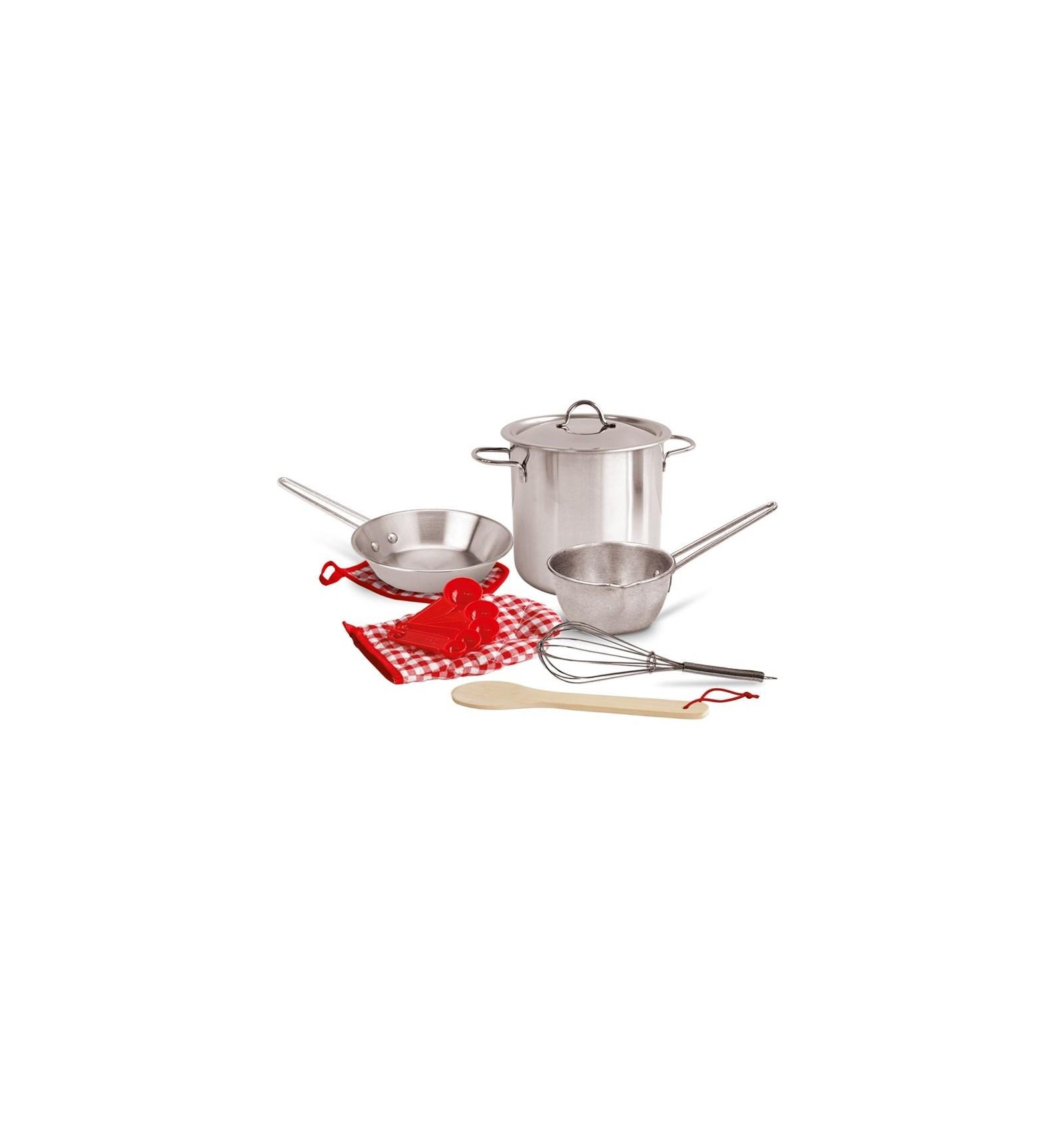 Utensilios de cocina 13 pzs 1515 juguetes de imitaci n for Utensilios de cocina mickey