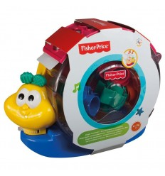 Caracol bloques y musica fisher price