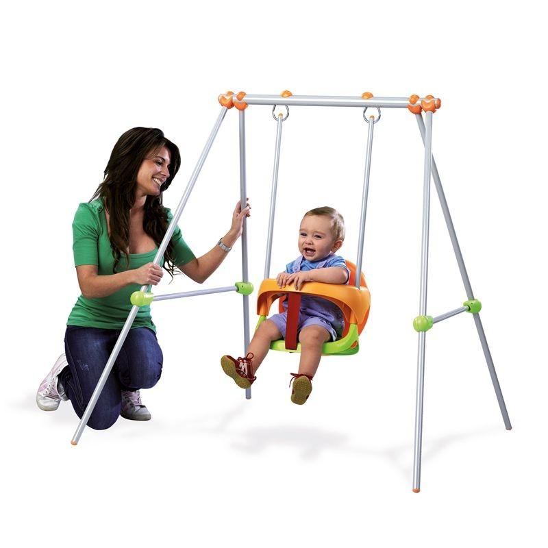Columpio metal baby swing Smoby 3032163100461