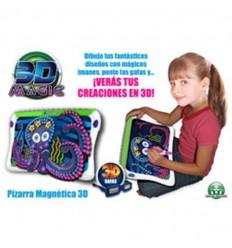 Pizarra 3d magic studio