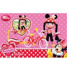 I love minnie-bici