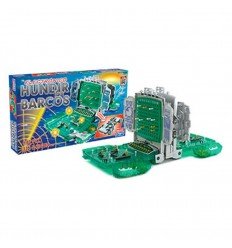 Hundir los barcos electronico