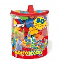Bolsa bloques 80 piezas