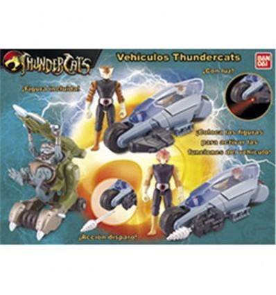 Vehiculos thundercats