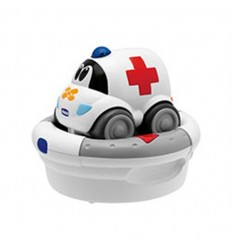 Radio control ambulancia recargable chicco