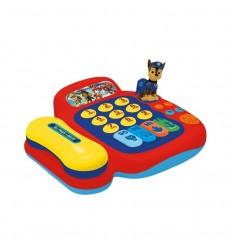 Activity telefono y piano paw patrol