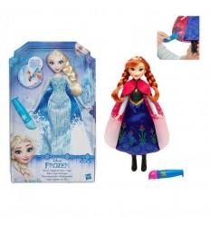 Frozen capa historia magica