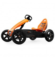Bicicleta Berg rally orange