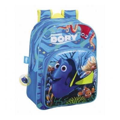 Mochila infantil adaptable a carro finding dory
