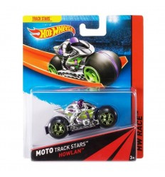 Motos track stars hot wheels