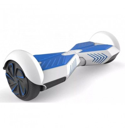 Flywheel eboard azul-blanco