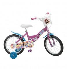 Bicicleta 16 soy luna